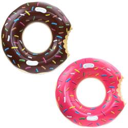Badring - Donut - Stor - 90cm - med handtag multifärg