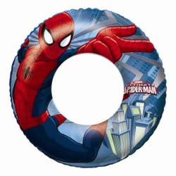 Bestway Badring - Spiderman - 56cm Blå