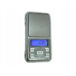 Pocketvåg i fickformat 0.01g-200g - Minivåg / Digitalvåg Silver