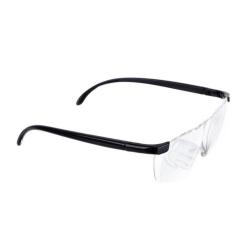 Förstoringsglasögon - 160% - Läsglasögon Svart