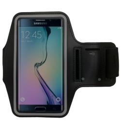 Sportarmband för Samsung Galaxy S7 Svart