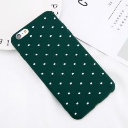 Dotty Case iPhone X/XS Grön