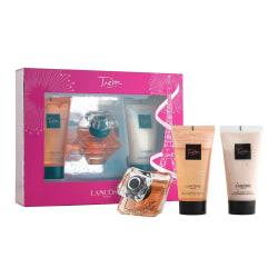 Lancome Tresor Edp Spray 30ml + Body Lotion 50ml + Shower Gel 50 Transparent
