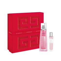 Givenchy Live Irresistible Rosy Crush Edp 50ml + Edp 15ml Giftse Transparent