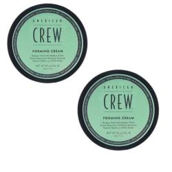 2-Pack American Crew Forming Cream 85g Transparent