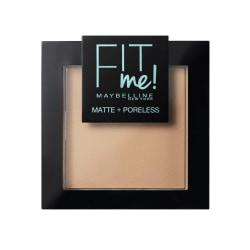 Maybelline Fit Me Matte Poreless Powder 115 Ivory 9g Transparent