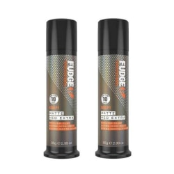 2-Pack Fudge Styling Matte Hed Extra 85ml Transparent