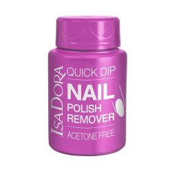 Isadora Quick Dip Nail Polish Remover Transparent