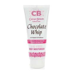 Cocoa Brown Chocolate Whip Body Moisturiser 75ml Transparent