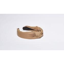 Pieces by Bonbon Nova Headband Brown Transparent