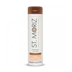 st. Moriz Professional Develop Tanning Lotion Medium 250ml Transparent