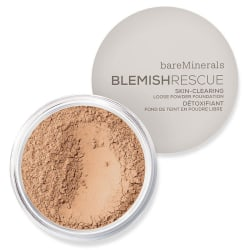 bareMinerals Blemish Rescue Skin-Clearing Loose Powder Foundatio Transparent