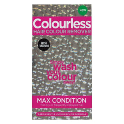 Colourless Hair Colour Remover Max Condition Transparent