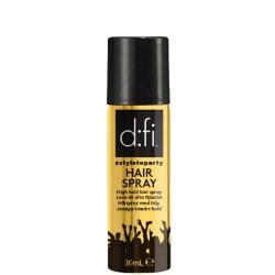 D:fi Hairspray 30ml Transparent