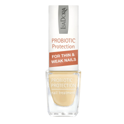 Isadora Probiotic Protection Nail Treatment Transparent