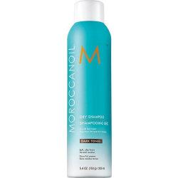 MoroccanOil Dry Shampoo Dark Tones 205ml Transparent