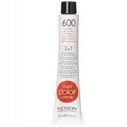 Revlon Nutri Color Creme 600 Fire Red 100ml Transparent