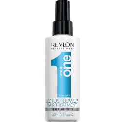Revlon Uniq One Lotus Flower Hair Treatment 150ml Transparent