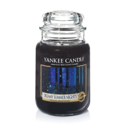 Yankee Candle Classic Large Dreamy Summer Nights Transparent