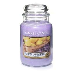 Yankee Candle Classic Large Lemon Lavender Transparent