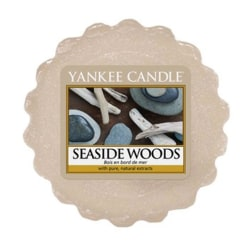 Yankee Candle Wax Melts Seaside Woods Transparent