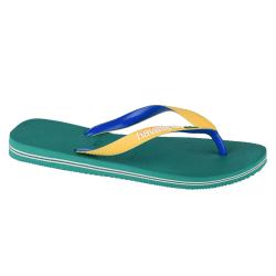 Havaianas Brasil Mix 4123206-2078 Grön 41/42