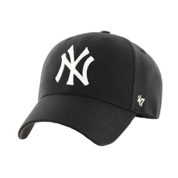 47 Brand New York Yankees MVP Cap B-MVP17WBV-BK Svart 7