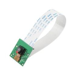 5MP Kamera OV5647 Sensor 1080p 720p Raspberry Pi Grön