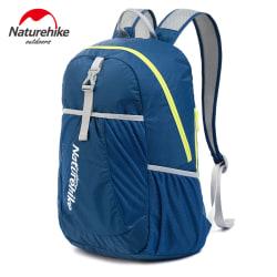 22L Ultralight Sport Backpack Travel Rucksack Outdoor Fold bag Blue
