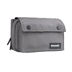 1.5L Bicycle Bag Waterproof Handlebar Front Frame Tube Bag Grey