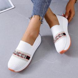 Cost-effective - Women-Socks Sneaker-Breathable&Lightweight&Mesh White,41