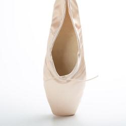 Girl & Adult Ballet Pointe Shoes Dance Flats Ballerina Slippers Pink,32