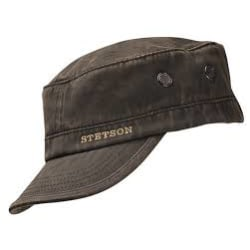 L/58-59 Stetson keps DATTO Antracitgrå