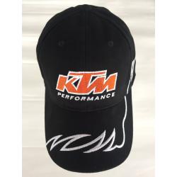 KTM Racing keps.
