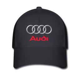 SVART Audi keps