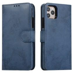 Classic Wallet 2in1 - till iPhone 12/12 Pro blå