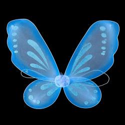 Fairy Wings Dress-Up Wings BLÅ