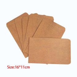 10PCS / lot Kuvert Kraft Paper Stationery