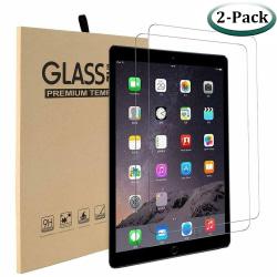 2-pack tablettfilm härdat glas skärmskydd
