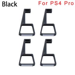 4PCS Konsolhållare Kylbensstativ SVART 1 SET FÖR PS4 PRO