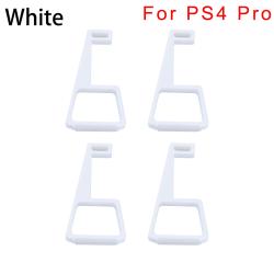4PCS Konsolhållare Kylbensstativ VIT 1 SET FÖR PS4 PRO