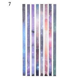 540st / parti Pappersremsor Folding Star 7