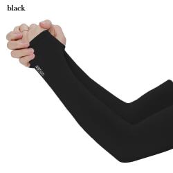 Armhylsor Armskydd SVART black