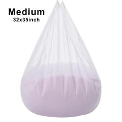 Bean Bag Inner Liner Inner Liner för Bean Bag MEDIUM 32X35IN