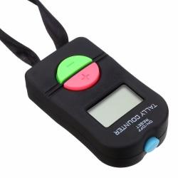 Digital elektronisk räknare Clicker Hand Tally Head Counter