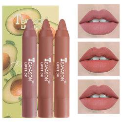 3st / set Läppstift Lip Gloss BB