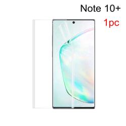 För Samsung Galaxy Note 10 / 10+ Plus Hydrogel Film Screen