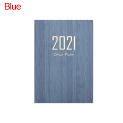 Notebook Diary Planner BLÅ