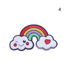 Patch Lim Rainbow Patch 4 4
