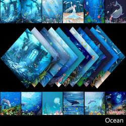 Star Paper Paper Folding OCEAN OCEAN Ocean